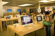 Apple Macintosh computer shop, Southgate shopping centre, Bath