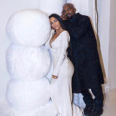 Kardashian Christmas Party - 25 Dec 2018