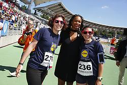 June 10, 2017 - Paris - Laura Flessel ( Ministre des sports ) - 9eme Edition du Challenge du Monde Des Grandes Ecoles et des Universites. (Credit Image: © Panoramic via ZUMA Press)