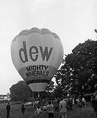1974 - Mighty Dew Hot Air Balloon.   (H15).