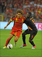 Fotball - AUGUST 15 - 2012: Belgia - Nederland<br /> Axel Witsel of Belgium<br /> <br /> Norway only