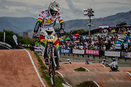 #531 (TENTHANI Penias) ZIM at the 2016 UCI BMX World Championships in Medellin, Colombia.