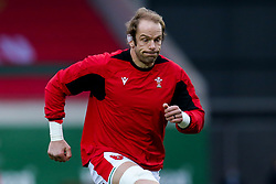 Autumn Nations Cup, Parc y Scarlets, Llanelli, UK 28/11/2020<br /> Wales vs England<br /> Alun Wyn Jones of Wales<br /> Mandatory Credit ©INPHO/Robbie Stephenson