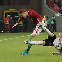 Hungary-Uruguay friendly soccer match 2019