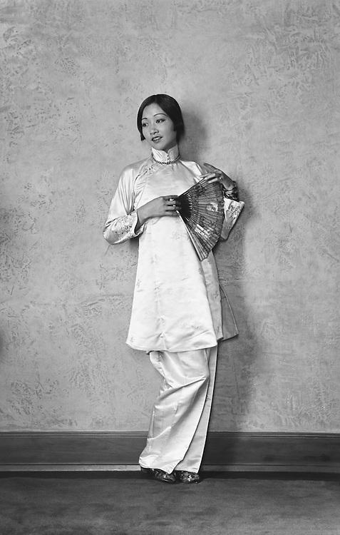 Anna May Wong, actress, 1926