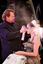 Klaus Peter Ochs durante o Show Celebration, na HAIR BRASIL 2011 - 10 ª Feira Internacional de Beleza, Cabelos e Estética, que acontece de 02 a 05 de abril no Expocenter Norte, em São Paulo. FOTO: Jefferson Bernardes/Preview.com
