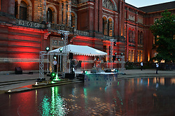 Atmosphere at the V&A Summer Party 2017 held at the Victoria & Albert Museum, London England. 21 June 2017.<br /> Photo by Dominic O'Neill/SilverHub 0203 174 1069 sales@silverhubmedia.com