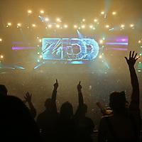 ST. PAUL, MINN - OCTOBER 31: Zedd performs at the Roy Wilkins Auditorium in St. Paul, Minnesota on Oct. 31, 2015.  (Photo by Adam Bettcher/Getty Images)  *** LOCAL CAPTION *** Zedd