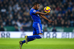 Ricardo Pereira of Leicester City - Mandatory by-line: Robbie Stephenson/JMP - 26/02/2019 - FOOTBALL - King Power Stadium - Leicester, England - Leicester City v Brighton and Hove Albion - Premier League