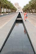Museum of Islamic Art. Scenes of Doha, Qatar.