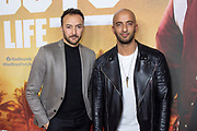 Nederlandse Premiere van BAD BOYS FOR LIFE  in Pathé Arena Amsterdam<br /> <br /> op de foto:  Nasrdin Dchar