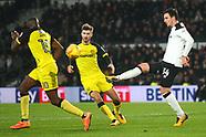 Derby County v Burton Albion 021217