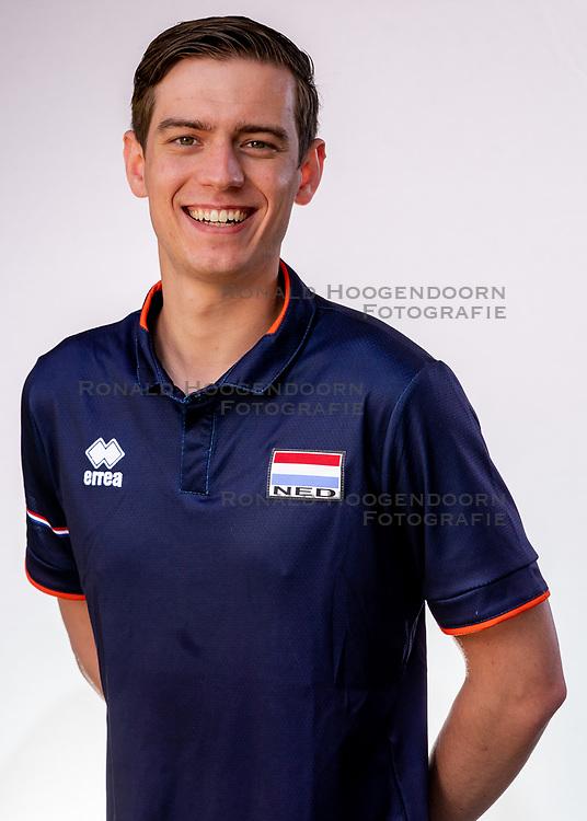 /, Photoshoot selection of Orange women's youth volleybal team season 2021on june 15, 2021 in Arnhem, Netherlands (Photo by RHF Agency/Ronald Hoogendoorn)