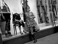 Fifth Avenue, New York City.