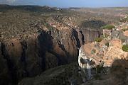 Mountainous landscape at Dixsam, Socotra, Yemen