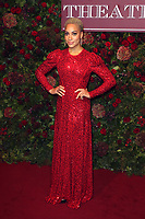 Cush Jumbo, Evening Standard Theatre Awards, London Coliseum, London, UK, 24 November 2019, Photo by Richard Goldschmidt