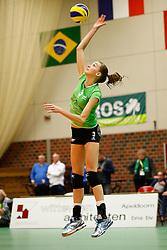 20141217 NED: Challenge Cup, Coolen Alterno - VDK Gent: Apeldoorn<br />Kathy Bonsen, Coolen Alterno<br />©2014-FotoHoogendoorn.nl / Pim Waslander
