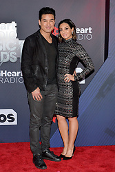 Mario Lopez attends the 2018 iHeartRadio Music Awards at the Forum on March 11, 2018 in Inglewood, California. Photo by Lionel Hahn/AbacaPress.com