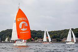 , Kieler Woche 05. - 13.09.2020, Yardstick - GER 540 - Padedö Likedehler - Dehler 34 - Ralf Gericke - Segler-Verein Trave e. V