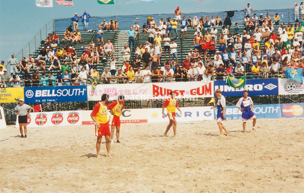 Pro Beach Soccer Tour 1998