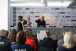 Draw for the Nations Cup<br /> Longines Jumping International de La Baule 2015<br /> © Hippo Foto - Dirk Caremans<br /> 14/05/15