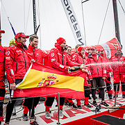 © Maria Muina I MAPFRE. In port race Newport. Regata costera en Newport.