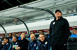 Matjaž Kek, head coach of Slovenia during the 2020 UEFA European Championships group G qualifying match between Slovenia and Poland at SRC Stozice on September 6, 2019 in Ljubljana, Slovenia. Photo by Vid Ponikvar / Sportida