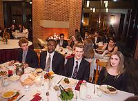 St Paul's School Seated Dinner. ©2015 Karen Bobotas Photographer