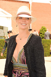 JODIE KIDD at the third day of the 2010 Glorious Goodwood racing festival at Goodwood Racecourse, Chichester, West Sussex on 29th July 2010.