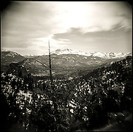 The Gem Lake Trail in Estes Park Colorado