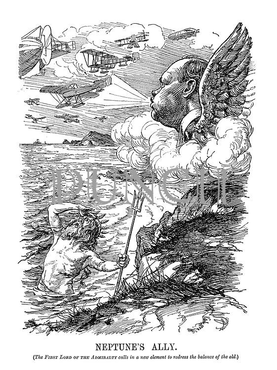Neptune's Ally.