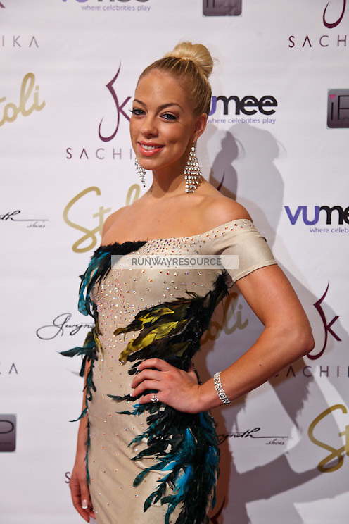 Sachika collection fashion show during at STYLE360 in New York on September 13, 2011