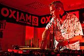 DJ Fatboy Slim, Oxjam, London.