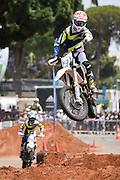 airborne dirtbike