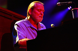 Sept. 30, 2005; Raleigh, NC  USA; Musician GREGG ALLMAN of the Allman Brothers Band performs live as Alltel Pavilion at Walnut Creek celebrates there 15th Anniversary.  The Allman Brothers have played Alltel Pavilion for 15 years straight the only band in the history of the amphitheater to do so.  Mandatory Credit: Photo by Jason Moore (©) Copyright 2005 by Jason Moore