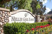 Nellie Gail Community Monument