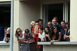 May 26, 2019 - Monte Carlo, Monaco - xa9; Photo4 / LaPresse.26/05/2019 Monte Carlo, Monaco.Sport .Grand Prix Formula One Monaco 2019.In the pic: Atmosphere (Credit Image: © Photo4/Lapresse via ZUMA Press)