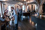 Copenhagen, Denmark. Noma Restaurant. Voted number one in the world.