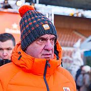 NLD/Amsterdam/20180226 - Thuiskomst TeamNL, Andre Bolhuis
