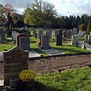 Oude begraafplaats Ceintuurbaan Huizen