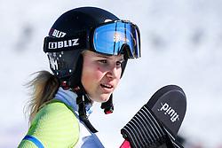 Nika Murovec (SLO) during giant slalom race at FIS European Cup Krvavec 2021, February 2, 2021 in Krvavec, Cerklje na Gorenjskem, Slovenia. Photo by Matic Klansek Velej / Sportida