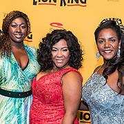 NLD/Scheveningen/20161030 - Premiere musical The Lion King, CPG, Jacqueline Jonkers, Gitty Pregers en ................