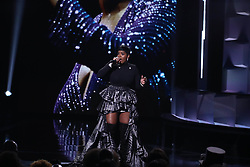 Fantasia Barrino at 'Black Girls Rock' in Newark New Jersey on August 26, 2018.