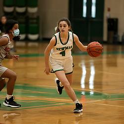 01-19-2021 McGehee vs Newman Girls Basketball - Varsity