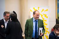 DEU, Deutschland, Germany, Berlin, 11.12.2018: Alexander Graf Lambsdorff (FDP) vor Beginn der Fraktionssitzung der FDP im Deutschen Bundestag.