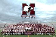 2012-03-31 McMaster Football Team Photo