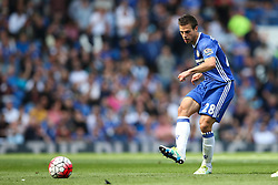 Cesar Azpilicueta of Chelsea in action - Mandatory byline: Jason Brown/JMP - 15/05/2016 - FOOTBALL - London, Stamford Bridge - Chelsea v Leicester City - Barclays Premier League