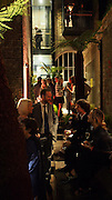 Opening of the Keepers House, Royal Academy. London. 26 September 2013