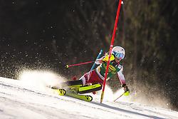 Katharina Truppe (AUT) during the Ladies' Slalom at 56th Golden Fox event at Audi FIS Ski World Cup 2019/20, on February 16, 2020 in Podkoren, Kranjska Gora, Slovenia. Photo by Matic Ritonja / Sportida