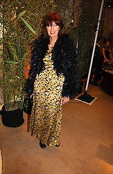 JANET STREET-PORTER at a party to celebrate 100 years of Chinese Cinema hosted by Shangri-la Hotels and Tartan Films at Asprey, New Bond Street, London on 25th April 2006.<br /><br />NON EXCLUSIVE - WORLD RIGHTS